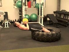 One of the better tyre workout vids. Big Tire Fun - YouTube