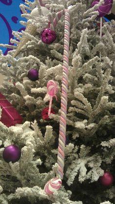 Kerst 2012 parijs thema candy