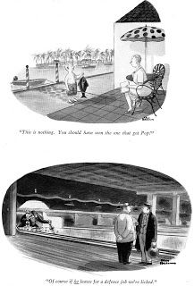 Hairy Green Eyeball: More Chas Addams Original Addams Family, Addams Family Cartoon, Playboy Cartoons, Funny Cartoons, Scary Art, Creepy, Charles Addams, New Yorker Cartoons, Dark Gothic