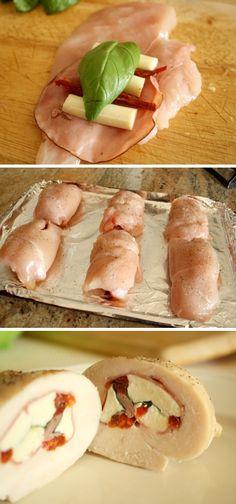Encuentra ésta y otras deliciosas recetas en >> http://www.pinterestshow.blogspot.ro - #VidaRifel