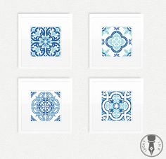 Hey, I found this really awesome Etsy listing at https://www.etsy.com/listing/177870409/portuguese-tiles-azulejo-blue-turquoise