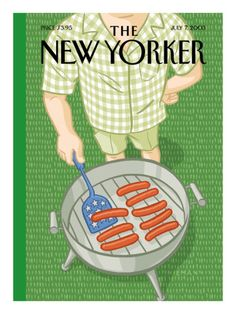 To celebrate Independence Day, a cover by Christoph Niemann from our archives