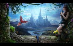 Tomb Raider Tribute by kuschelirmel.deviantart.com on @deviantART
