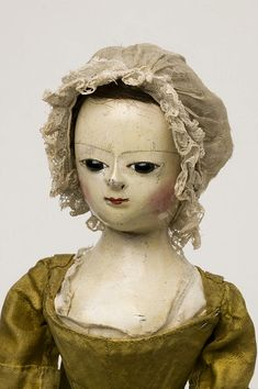 Detail of Doll