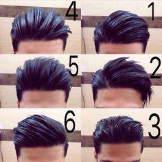 Hair men bald undercut pompadour for 2019 Hairstyles Haircuts, Haircuts For Men, Trendy Hairstyles, Short Haircuts, Mens Hairstyles Medium Undercut, Undercut Hairstyle, Haircut Medium, Asian Men Hairstyle, Makeup Hairstyle