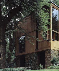 Fisher House / Louis Kahn, 1967