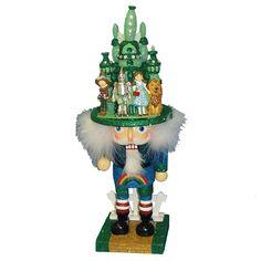 Santa's Little Helper Collection 16-Inch Wizard of Oz Hollywood Nutcracker