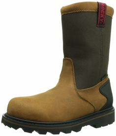 Men's Boots, Dress With Boots, Brown Boots, Cowboy Boots, Steel Toe Work Boots, Sport Casual, Male Fashion, Leather Boots, Chelsea Boots