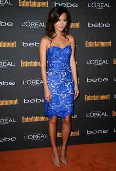 Jamie Chung - The 2013 Entertainment Weekly Pre-Emmy Party
