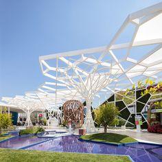 Galería - Una guía imperdible para conocer los pabellones de la Expo Milán 2015 - 12