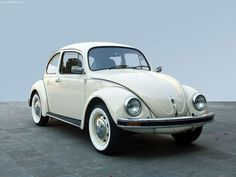 Volkswagen Beetle. I used to have one in light blue.