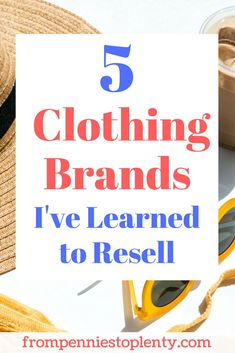 5 clothing brands I& learned to sell recently / thrift shopping / making m. Thrift Store Outfits, Thrift Store Shopping, Thrift Stores, Online Clothes Shopping, Thrift Shop Outfit, Ebay Selling Tips, Selling Online, Ebay Tips, What To Sell