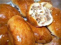 "Легендарное ""хрущевское"" тесто от поварихи Хрущева"