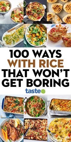 Rice Recipes, Side Dish Recipes, Asian Recipes, Vegetarian Recipes, Healthy Recipes, Ethnic Recipes, Dinner Entrees, Dinner Dishes, Cooking Tips
