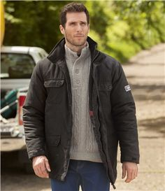#Parka North Forest #atlasformen #discount #collection #shopping #avis #nouvellecollection #newco #collection