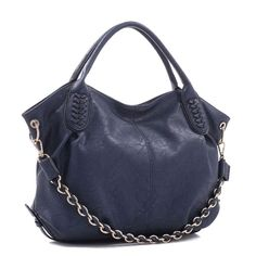Kathy concealed carry hobo in navy.