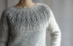 Fair Isle Knitting, Lace Knitting, Baby Knitting Patterns, Knitting Stitches, Knitting Designs, Knitting Projects, Knit Crochet, Crochet Patterns, Icelandic Sweaters