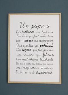 Meilleur Papa Daddy Père Photo Personnalisé Imprimé A5 A4 A3 Fête des Pères Cadeau