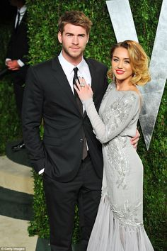 Are they eloping? According to a new report in Australian magazine NW, Miley Cyrus, 24, and Liam Hemsworth, 27, are finally tying the knot
