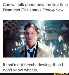 Best Collection of funny destiel pictures on iFunny Misha Collins, Jensen Ackles, Loki, Supernatural Ships, Winchester Supernatural, Dean And Castiel, Dean Winchester Quotes, Bae, Super Natural