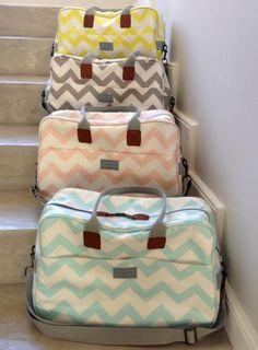 Victoria and Hunt diaper / nappy bags