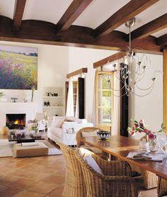 Majorcan home. Mallorca island interiors. Mediterranean flavour