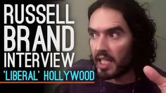Russell Brand on Liberal Hollywood, Piers Morgan