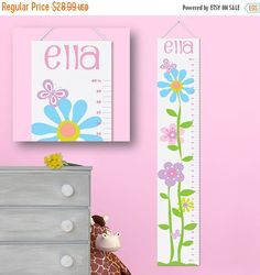 Hey, I found this really awesome Etsy listing at https://www.etsy.com/listing/169979118/personalized-childrens-growth-charts