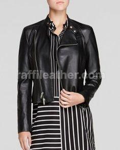 Jaket Kulit Wanita RFW 140