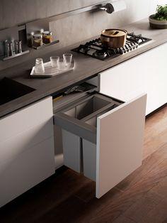 kitchen and bathroom accessories on Behance Kitchen Pantry, Kitchen Items, Kitchen Storage, Kitchen Dining, Kitchen Cabinet Design, Modern Kitchen Design, Interior Design Kitchen, Minimalist Home Decor, Apartment Kitchen