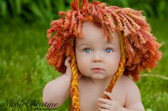 Baby Lion Hat by HandcraftLoribelle on Etsy, $24.00