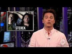 John Barrowman Talks Ultimate Slash Madness Tourney #sterek    And then Sterek takes the win XD