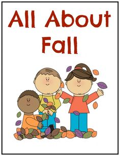 Free All About Fall Book & Comprehension Questions from Serving Joyfully
