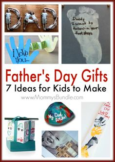 7 Father's Day gift ideas to make the day extra special for daddy!