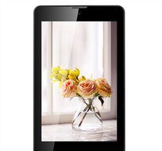 Colorfly E708PRO 3G (BLACK/WHITE) • 7.0 Zoll Touchscreen • Android 4.4 • CPU: MTK8382 Cortex A7 Quad Core 1.3GHz • 1GB RAM/16GB ROM • 2MPx Kamera • 3G Modul verbaut