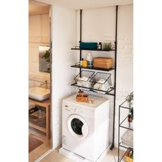 21 Genius Japanese Organization Hacks for Small Apartments These Japanese inspired home organization ideas are genius! Learn how to maximize extremely small spaces with these cool hacks. Small Space Hacks, Japanese Interior Design, Apartment Decor, Small Spaces, Apartment Hacks, Japanese Apartment, Small Apartment Decorating, Laundry Room Design, Small Laundry Room Organization
