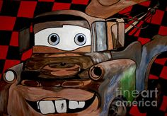 Tow Mater by Mark Moore