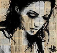 "Saatchi Art Artist Loui Jover; Drawing, ""astral"" #art"