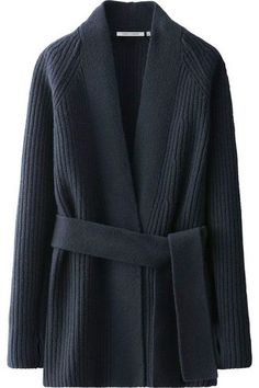 56fb68f5 Uniqlo - Lemaire Collaboration Jumpers For Women, Knit Jacket, Long  Cardigan, Knit Cardigan