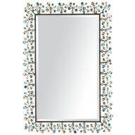 Pier 1 Peacock Dazzle Mirror