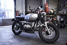 The Business of Customizing Old Motorcycles   Untitled Motorcycles
