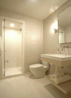 Entzuckend 1 Zimmer Wohnung, Badezimmer, Beige Badezimmer, Im Badezimmer, Moderner  Keller, Keller