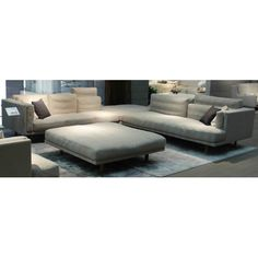 Symphony Sofa at IDUS furniture store Place this sectional sofa