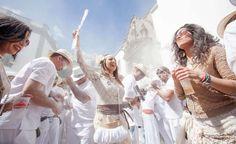 """El Carnaval de """"Los Indianos"""" (una fiesta unica al mundo en #LaPalma"""