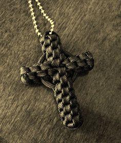 Stormdrane's Blog: Paracord Crown Sinnet Circle Cross...