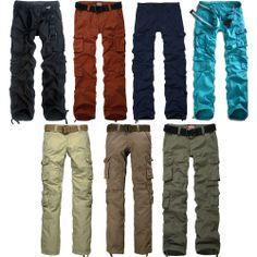 Venta Pantalones Tipo Comando Para Hombre En Stock