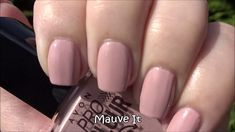 Avon Pro Colour in 60 Seconds - The Neutrals 🌟 Breezy Bisque 🌟 Brisk Buff 🌟 Chop Chop Cream 🌟 Hurried Lilac 🌟 Mauve It 🌟 Snappy Taupe Love Avon? Shop my onli. Rose Nails, My Nails, Avon True, Avon Products, Honduras, Camera Phone, Bobs, Nail Colors, Lilac