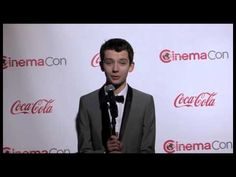 Asa Butterfield Interview - Enders Game