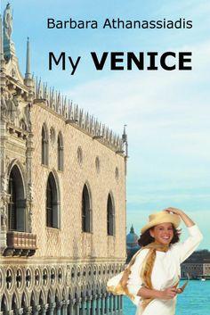 My Venice is the third and final book left to complete her unique literary trilogy that approaches time and place and people, in the past and in the present.  Without directing our steps, the author transports us through the canals, the narrow streets and the squares of Venice, and she focuses our attention on works of Nature and Art, drawing on legends and historical omissions.