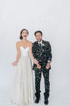 Aisle Society | Photo by Alexis June Weddings